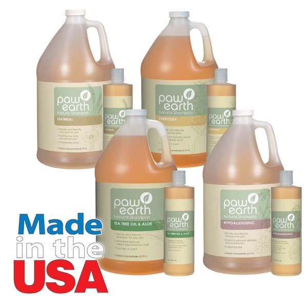Paw Earth Natural Shamp Hypoallergenic 16 Oz
