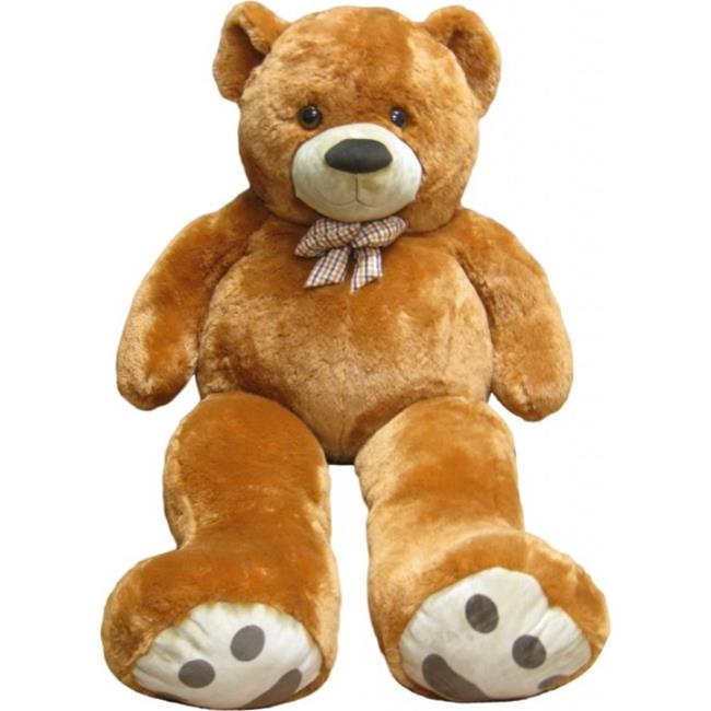 Kreative Kids 54002 Giant Teddy Bear Brown, 5 ft. Life Size by Kreative Kids