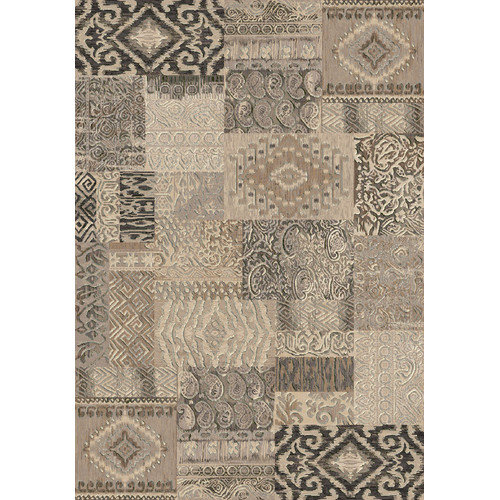 Crescent Drive Rug Company Imperial Light Brown Area Rug
