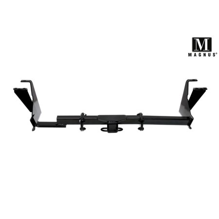 Magnus Assembly Class 3 Trailer Hitch 2 Inches Receiver Tube Custom Fit 2004-2007 Dodge Grand Caravan Chrysler
