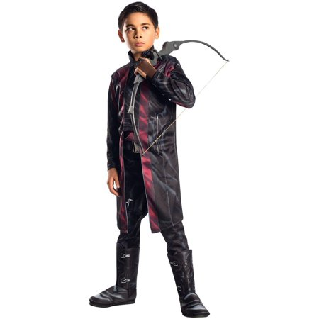 Avengers 2 Deluxe Hawkeye Costume Child Small - image 1 de 1