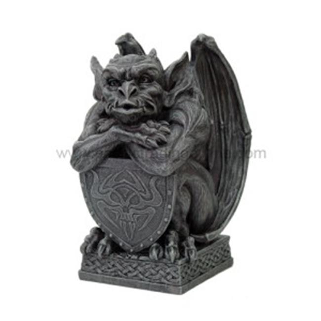 PG Trading 8286 6. 5 inch Gargoyle with Shield