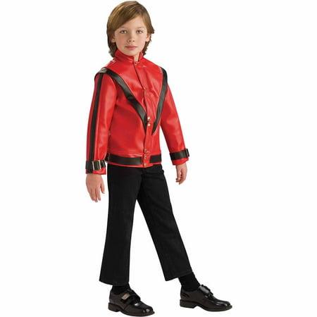 Michael Jackson Thriller Jacket Child Halloween Costume for $<!---->