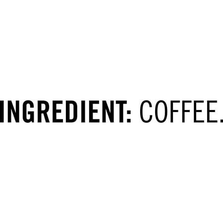 Dunkin' Original Blend Ground Coffee, Medium Roast, 12-Ounce (Packaging May Vary)