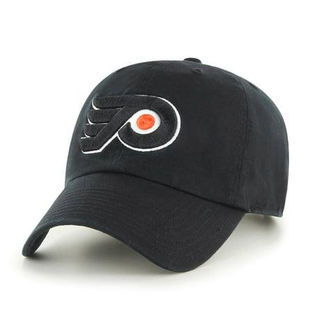 Flyers Team Logo Cap (Fan Favorites Philadelphia Flyers NHL Clean Up Cap )