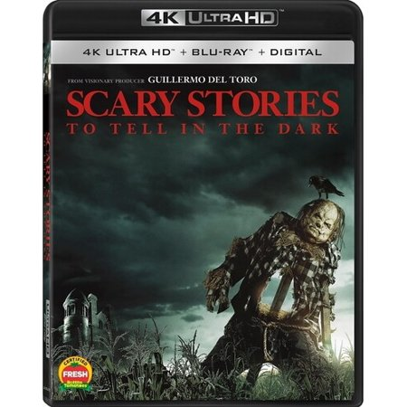 Scary Sounds Of Halloween Part 1 (Scary Stories to Tell in the Dark (4K Ultra HD + Blu-ray + Digital)