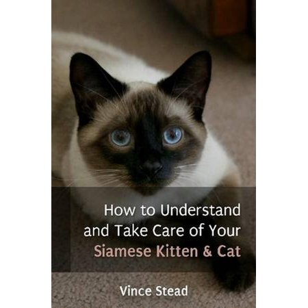 How to Understand and Take Care of Your Siamese Kitten & Cat - eBook