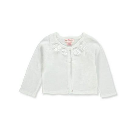Baby Shrug (Pink Angel Baby Girls' Knit Shrug )
