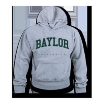 Game Day Hoodie Baylor University, Heather Grey - Extra Large