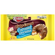 Keebler Fudge Covered Coconut Dreams Cookies, 8.5 Oz.