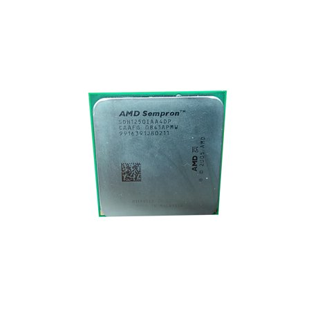 Refurbished AMD Sempron LE-1250 2.2GHz Socket AM2 1.6 GT/s Desktop CPU SDH1250IAA4DP
