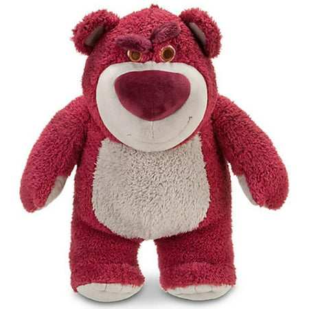 Disney Store Toy Story 3 Lots-O'-Huggin' Bear Lotso Medium Plush 12''New for $<!---->