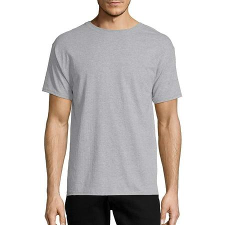 Hanes Big & tall men's ecosmart soft jersey fabric short sleeve
