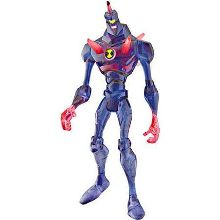 Ben 10 Alien Force Chromastone Action Figure [Defender] Ben 10 Alien Force Omnitrix