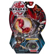 Bakugan, Fangzor, 2-inch Tall Collectible Action Figure and Trading Card, for Ages 6 and Up