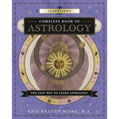Image result for llewellyn's complete book of astrology