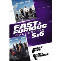 Fast And Furious Collection: 5 & 6 (DVD)