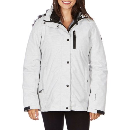 Avalanche Women's Hooded 3-in-1 System Jacket Avalanche Mens Jacket
