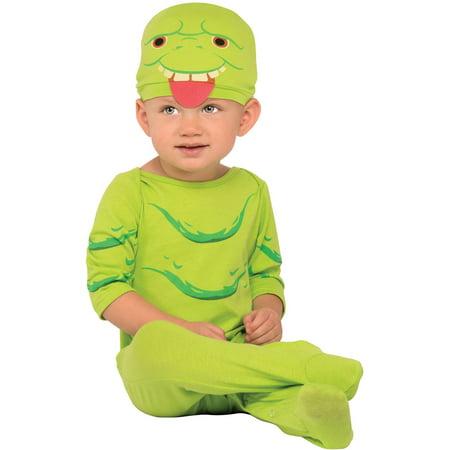 Slimer Onesie Baby Halloween Costume