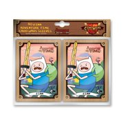 Card sleeves adventure time card wars card supplies finn card sleeves 80 ct m4hsunfo
