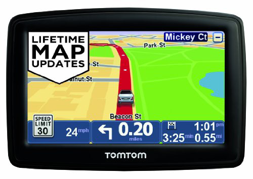 Refurbished Refurbished TomTom Start 55M 5-inch Automotive GPS w  Lifetime Map Updates & Spoken Street Names by TomTom
