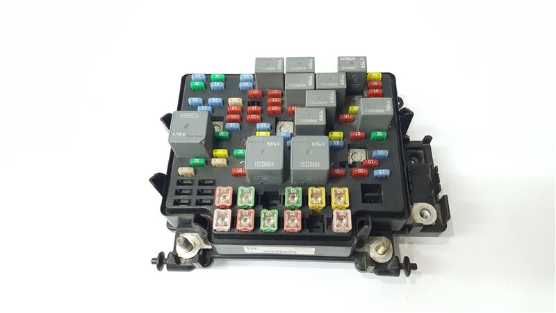 25 2004 Chevy Tahoe Fuse Box Diagram - Wiring Database 2020