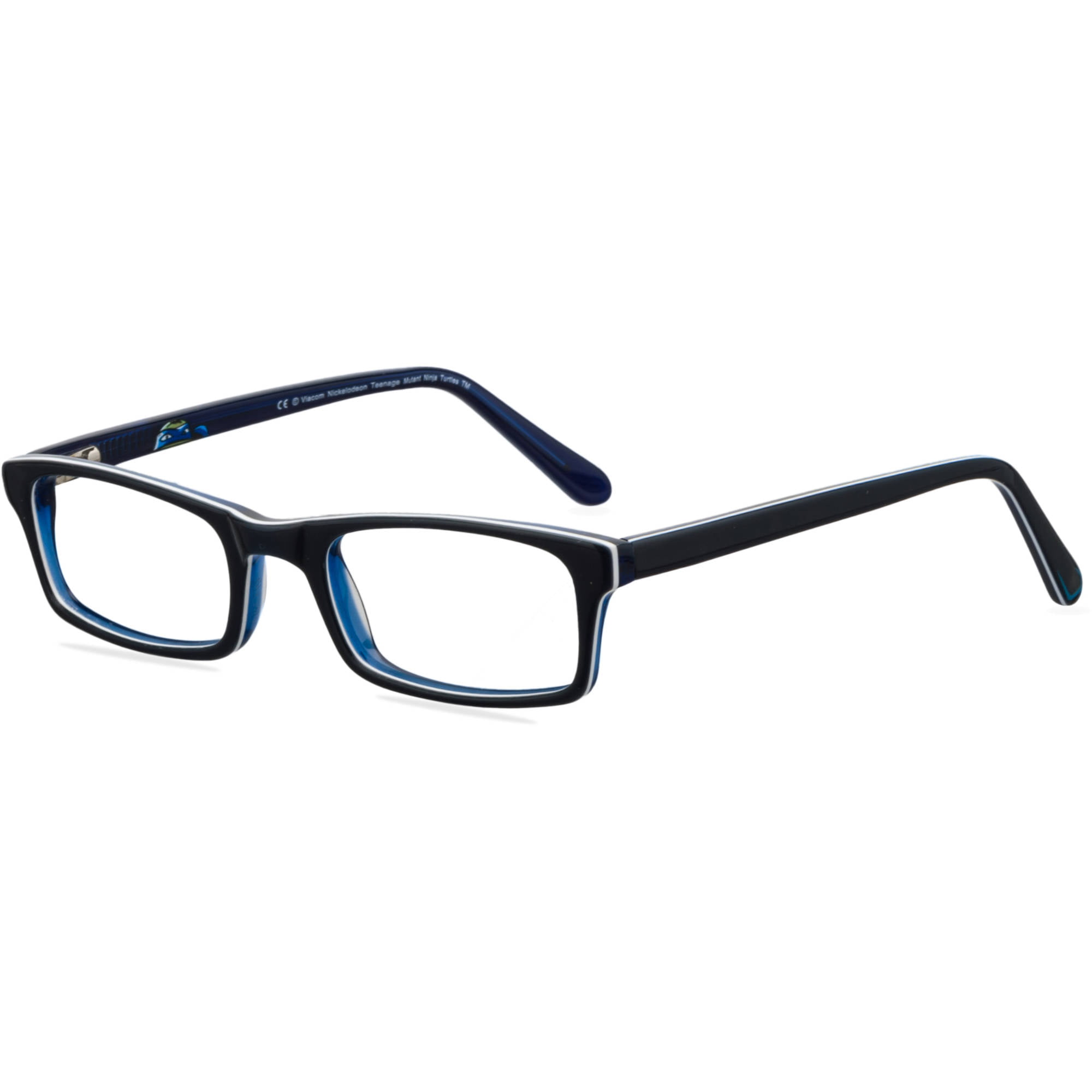 teenage mutant ninja turtles boys prescription glasses tm04 navy