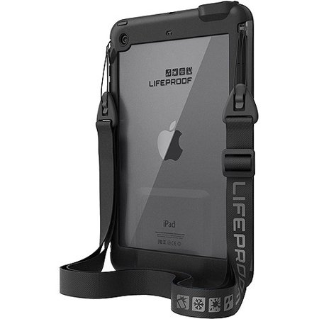 new arrival af9c2 38a8a LifeProof Apple iPad Air Hand Strap and Shoulder Strap, Black