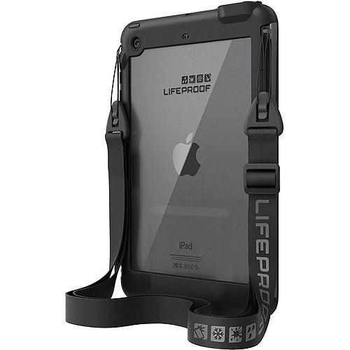 new arrival da364 fc57d LifeProof Apple iPad Air Hand Strap and Shoulder Strap, Black