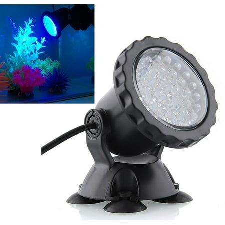 multicolor spot lights 36 led underwater spotlight decoration submersible lamp landscape lamp for aquarium fish tank - Spot Led Multicolore