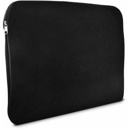 """Ematic 11.6"""" Zippered Tablet and Laptop Sleeve"""