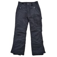 Arctic Quest Kid's Unisex Water Resistant Insulated Winter Ski and Snow Pants