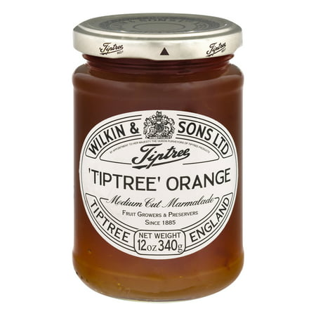 - Tiptree Medium Cut Marmalade Orange, 12.0 OZ