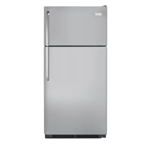 Frigidaire FFTR1821Q 30 Inch Wide 18 Cu. Ft. Top Freezer ...