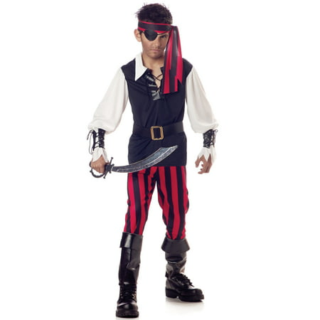 Cutthroat Pirate Child Costume - Pirate Costume Kids