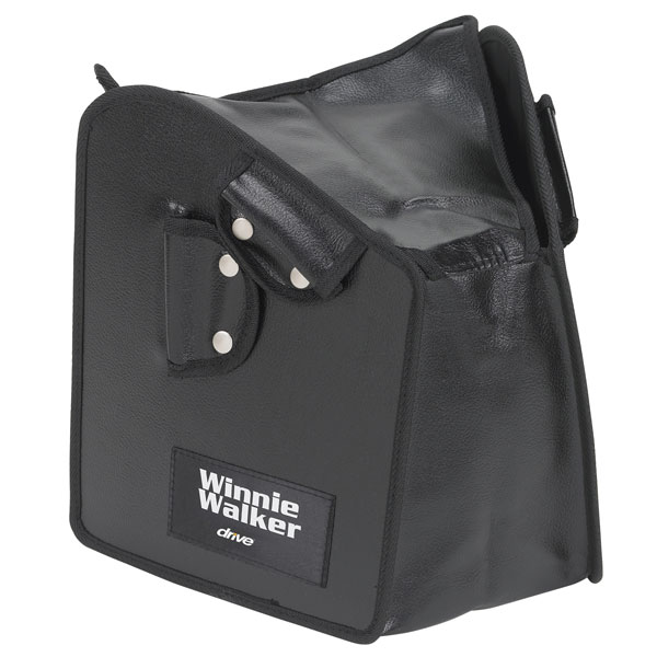 Tote for 3-Wheel Rollators-Black