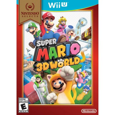 Super Mario 3D World (Wii U) - Pre-Owned