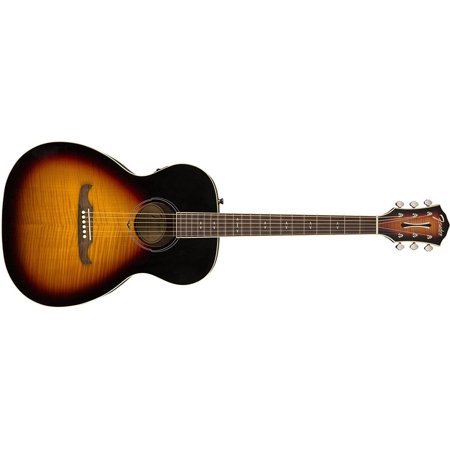 Fender FA-235E Concert Size Acoustic Electric Guitar in 3 Tone Sunburst Finish (Electric Guitars By Fender)