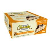 ANSI Gourmet Cheesecake Protein Bar, Chocolate Peanut Butter Cheesecake, 20g Protein, 12 Ct