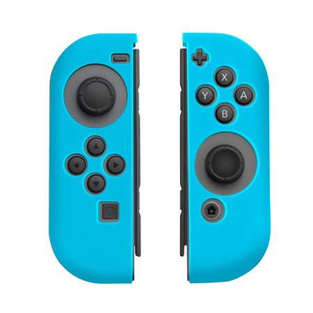 Nintendo Switch Joy Con Case  By Insten Nintendo Switch Joy Con  L R  Cover  Anti Slip Ultra Thin  Protective Skin Cover Case For Nintendo Switch Joy Con Left Right Controller  2017 New Release