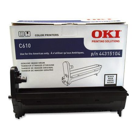 Oki 44315104 Imaging Drum Unit - 20000 Page - 1 Pack