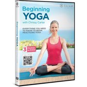 Beginning Yoga With Chrissy Carter by Gaiam