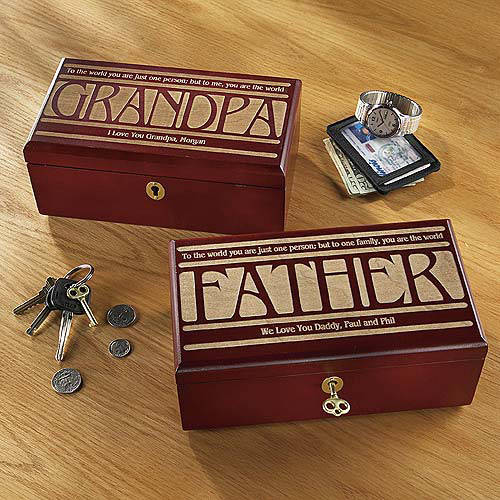 personalized keepsake box walmart