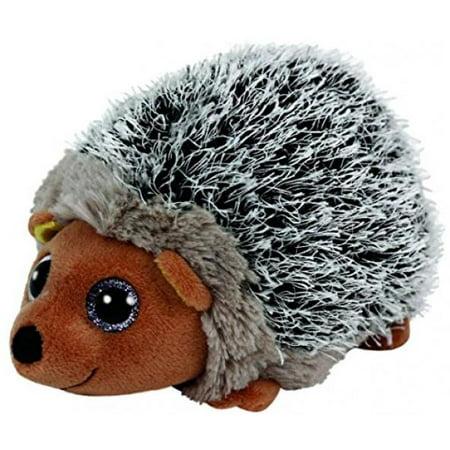 Ty Beanie Babies Spike The Brown Hedgehog