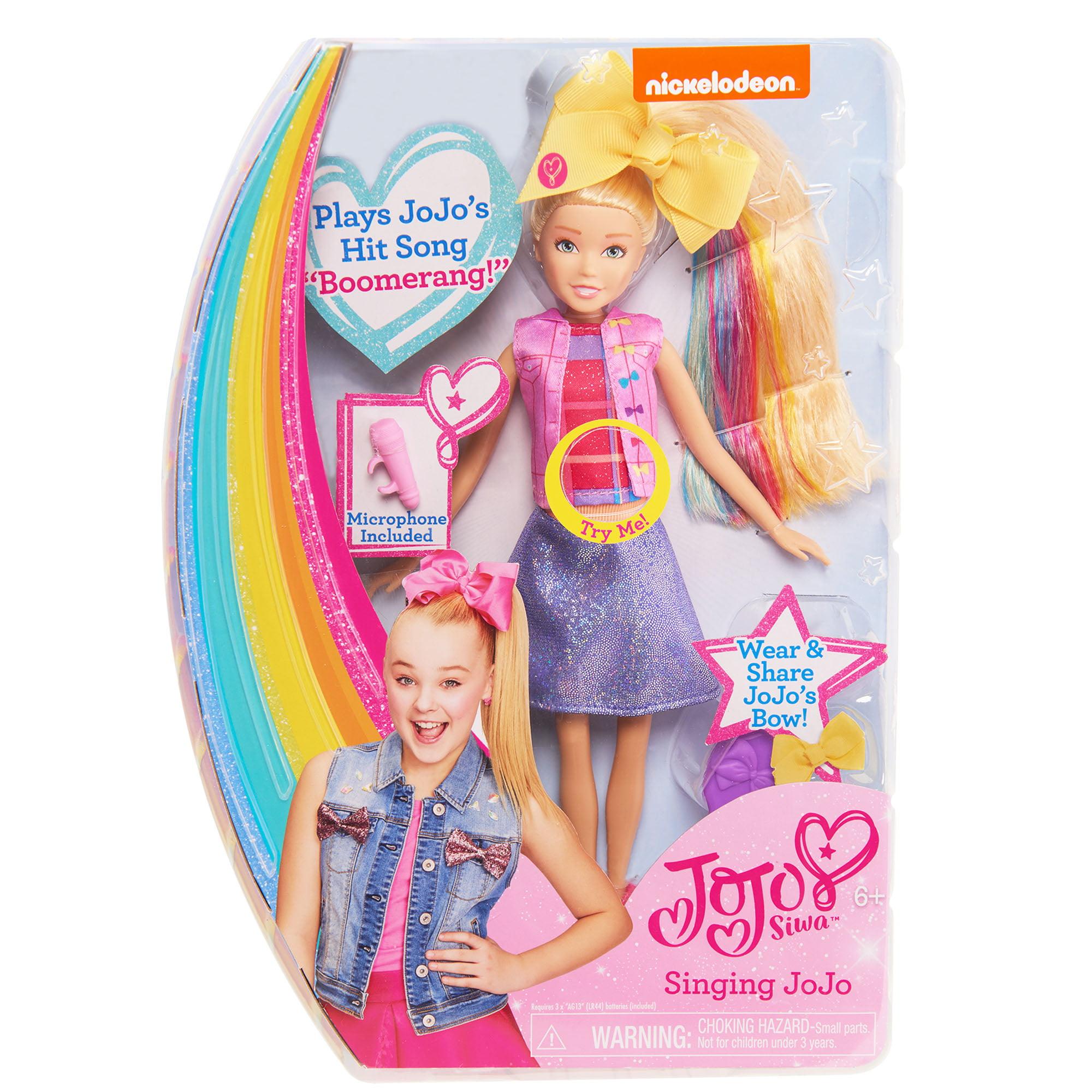 JoJo Singing Doll - Boomerang