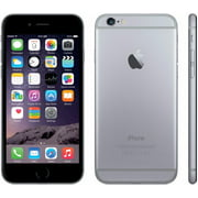 Seller Refurbished Apple iPhone 6S Plus 64GB Unlocked GSM iOS Smartphone Multi Colors (Space Gray/Black)