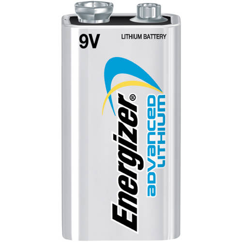 Energizer 9V Advanced Lithium Battery