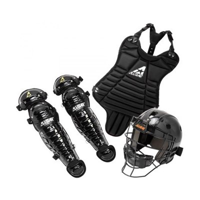 All Star Youth League Series Catchers Gear Set CKBX-TBALL-BK