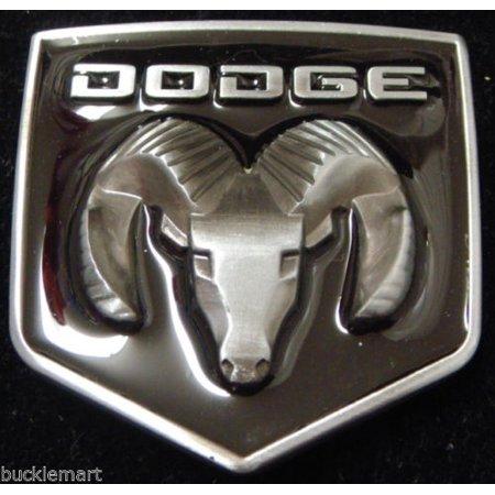 DODGE RAM Head 3D Belt Buckle Charger Magnum Challenger