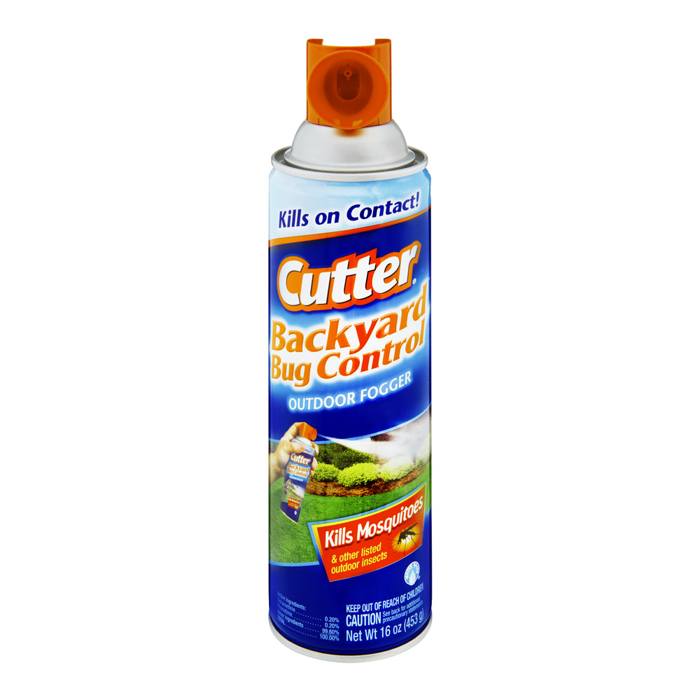 Cutter Backyard Bug Control Outdoor Fogger, 16.0 OZ